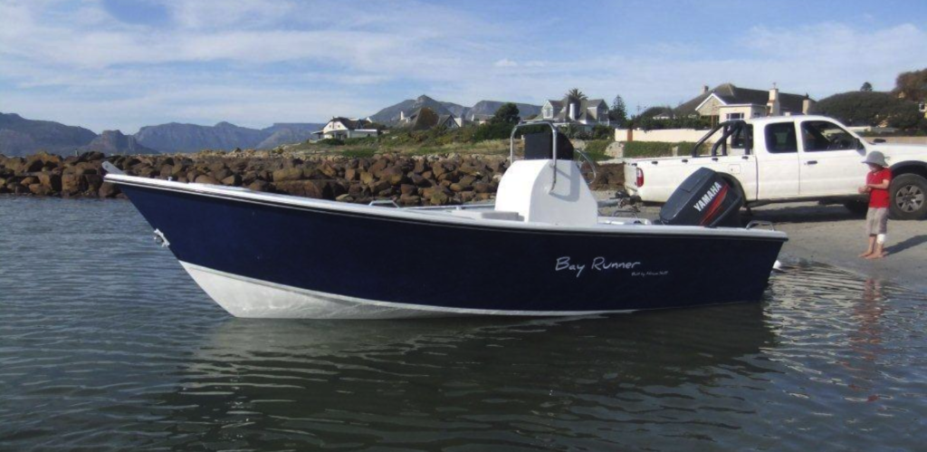 Bay Runner 160 image